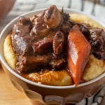 Short Ribs Red Wine & Herb Braised (Instant Pot)