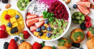 Natural Dessert Fruit Recipes, RECIPES WELLNESS