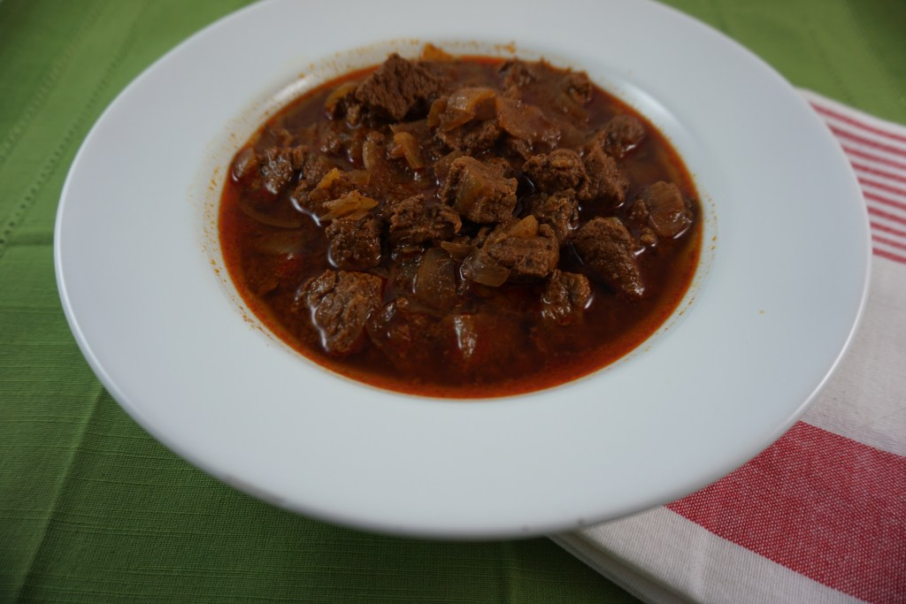 By Request: Hungarian Goulash