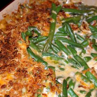 How to Make Easy Green Bean Casserole
