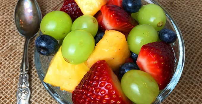Summer Fresh Burst Fruit Salad