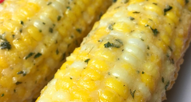 Instant Pot Parmesan Ranch Corn on the Cob