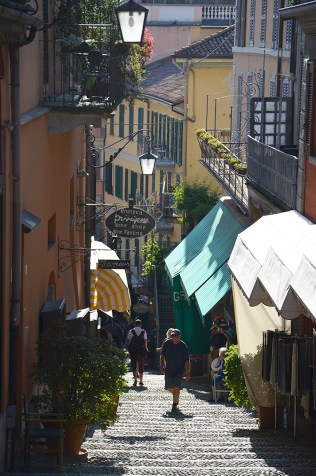 Ruelle de Bellagio, Italie