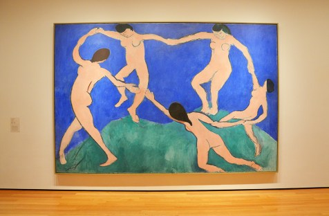Les danseuses de Matisse au Museum of Modern Art de New York