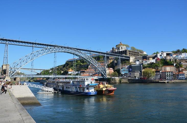 Vue sur le Douro, Porto