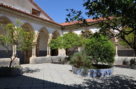 Couvent de l'ordre du Christ, Tomar, Portugal