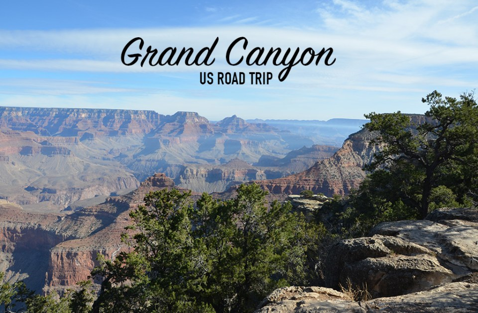 grand canyon usa road trip