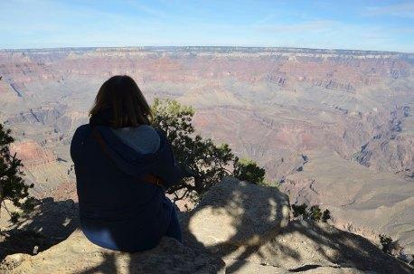 Paysage du Grand Canyon, USA