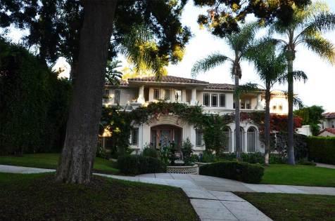 Maison à Beverly Hills, Los Angeles