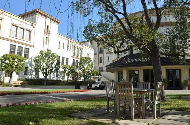 Paramount Studios, Los Angeles
