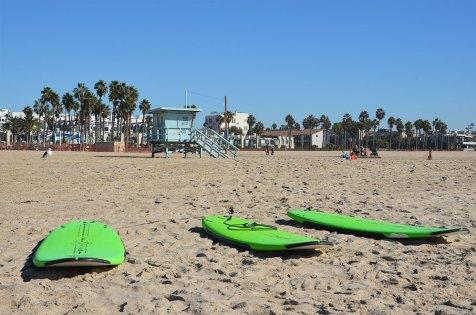 Plage de Venice Beach, Los Angeles