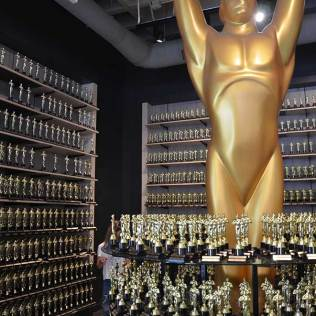 Magasin d'Oscars, Hollywood, Los Angeles