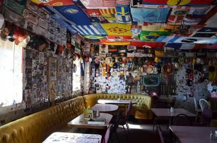 Intérieur du Bagdad Café, Route 66