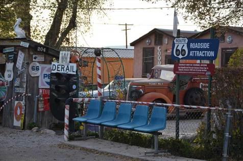 Attractions de la Route 66, Seligman