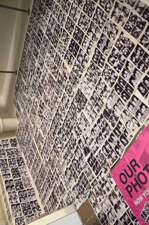 Intérieur du disquaire Rough Trade, Londres