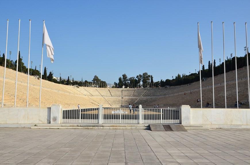 Panathenaic Stadium, Athènes, Grèce