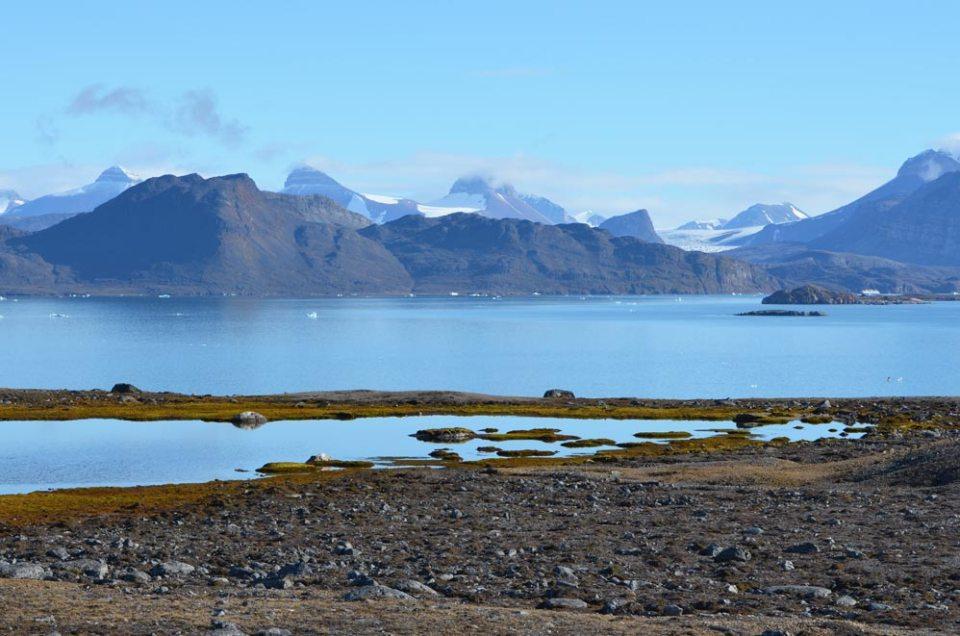 Baie du Roi, Svalbard