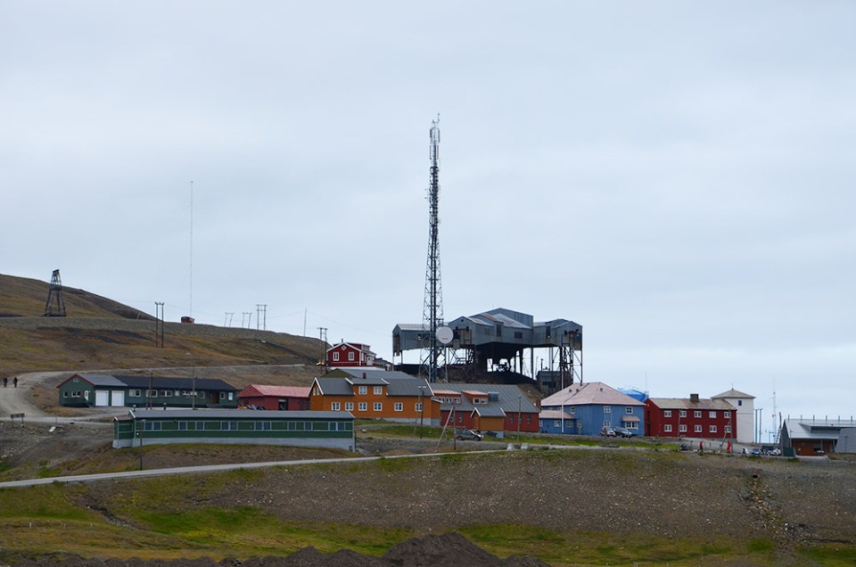 Maisons de Longyearbyen, Svalbard