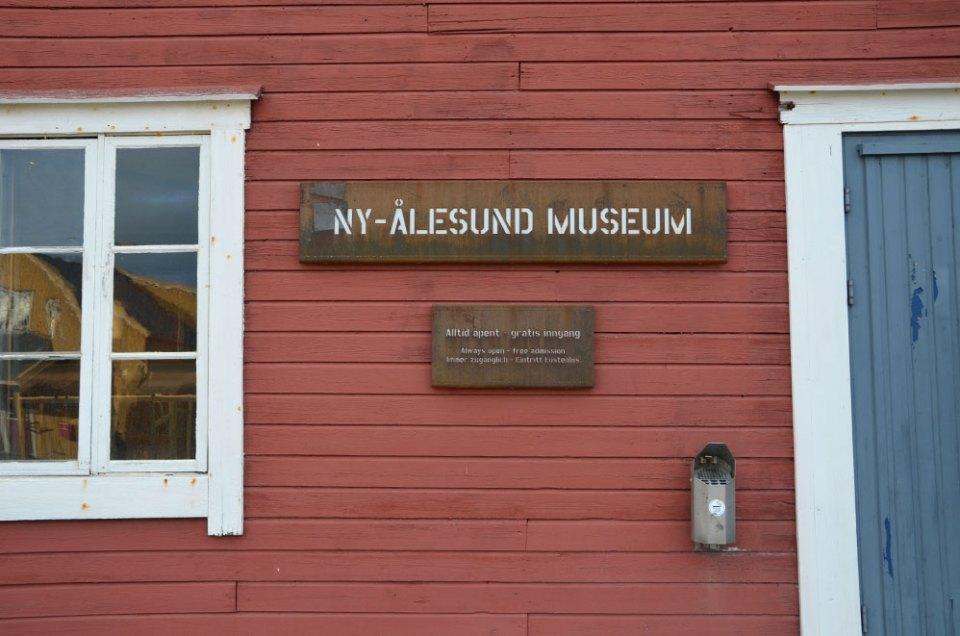 Musée de Ny-Ålesund, Spitzberg