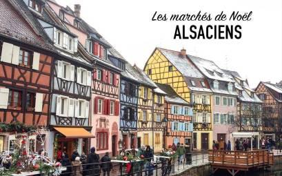 Joies maisons à colombages colorées de Colmar, Alsace