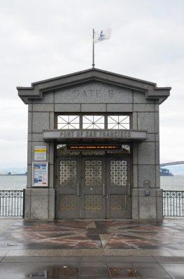 Porte du Port de San Francisco, USA