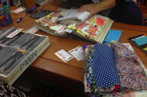 Rubin, confectionneur de vêtements sur-mesure, Hoi An, Vietnam