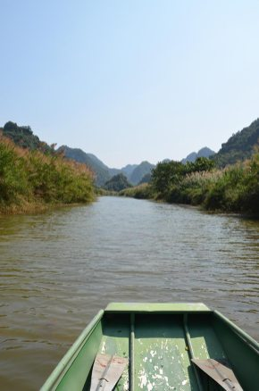 Tam Coc, Baie Along terrestre, Vietnam