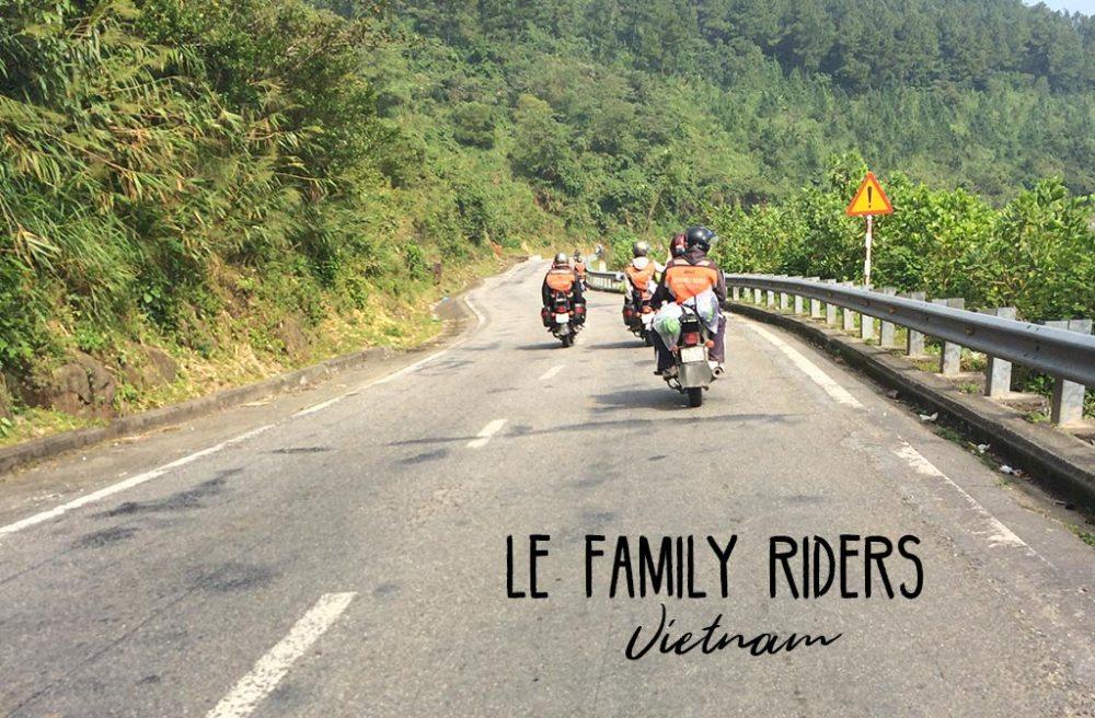 Le Family Riders, Vietnam