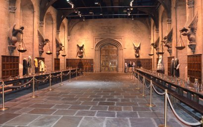 Couv, studios Harry Potter, Londres, Royaume-Uni