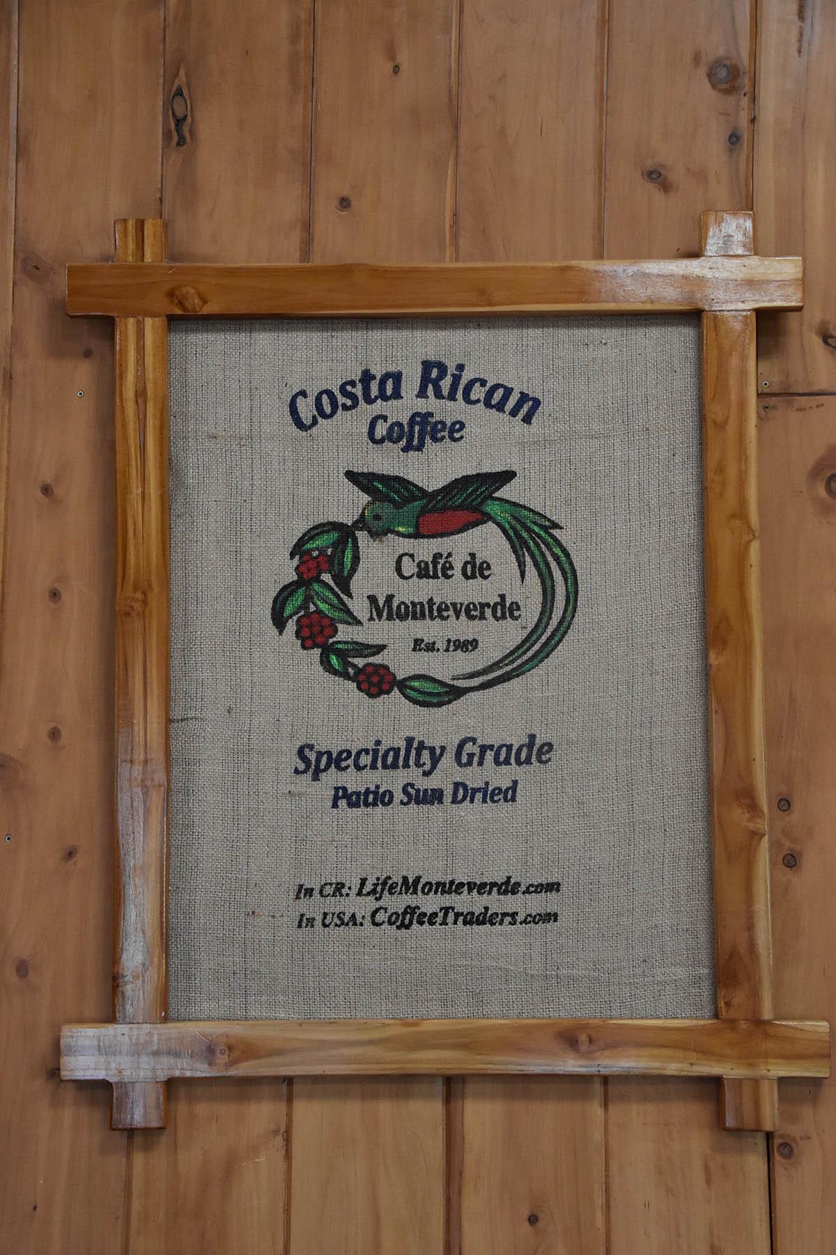 Café de Monteverde, Costa Rica