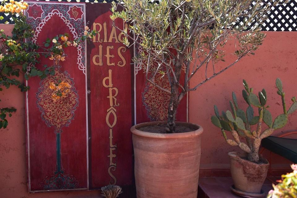 Riad des Drôles, Marrakech, Maroc