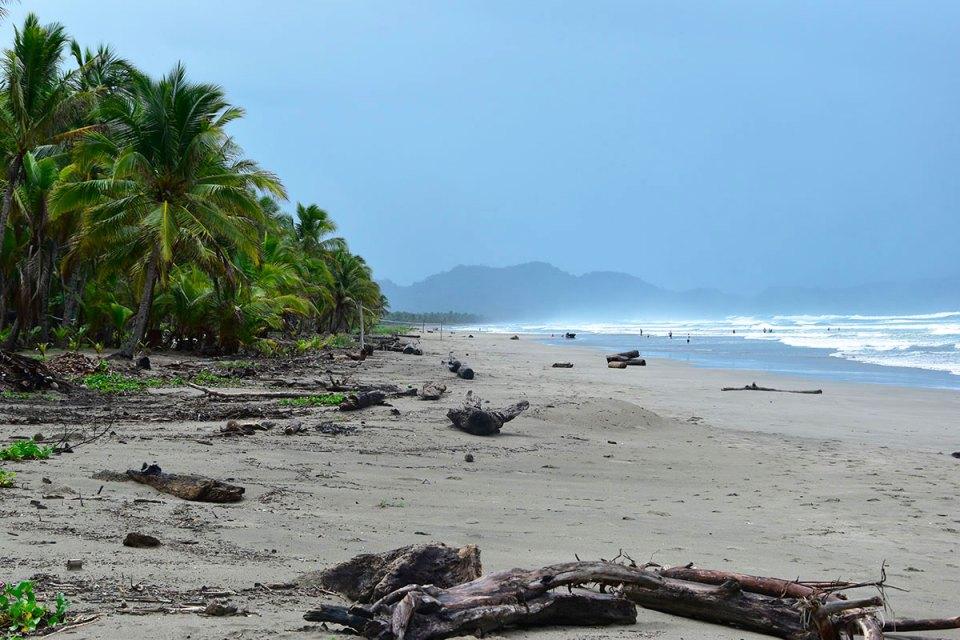 Plage péninsule de Nicoya, Costa Rica