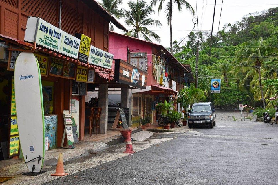 Centre-ville de Montezuma, Nicoya, Costa Rica