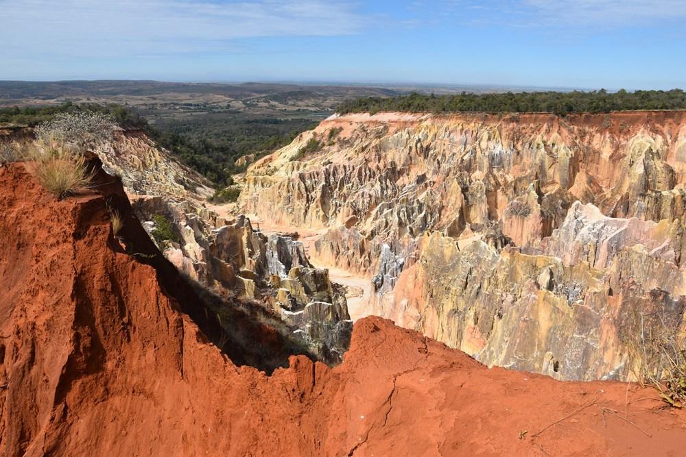 Canyon du Parc Ankarafantsika, Madagascar