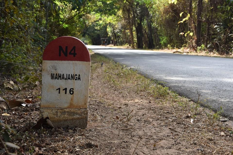 Parc Ankarafantsika, Madagascar