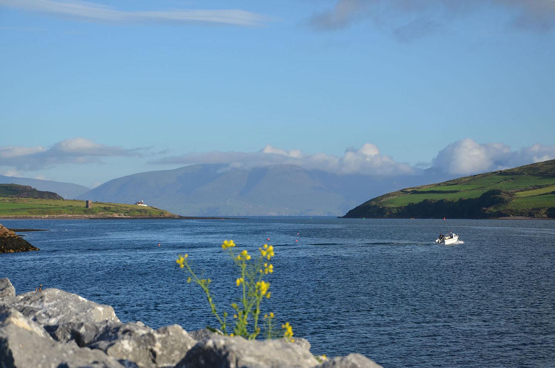 Baie de Dingle, Irlande