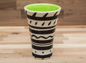Black & White banded Reckless Designs