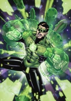 Print_Green Lantern_Image