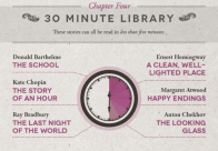 Chapter Four: 30 Minute Library