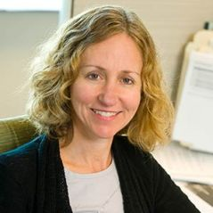 Pictured is Lexy Frazier, Reckner's Director of Qualitative Research.