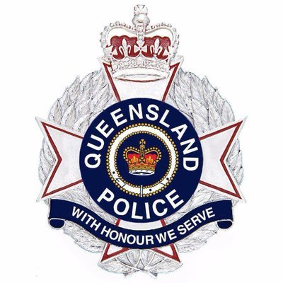 QLD Police badge