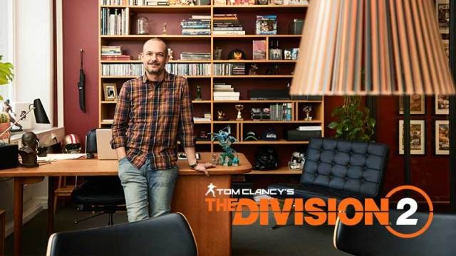 David Polfeldt - The Division 2