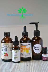 Beauty Oils for Face Serums