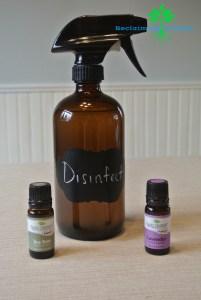 tea tree lavender disinfectant