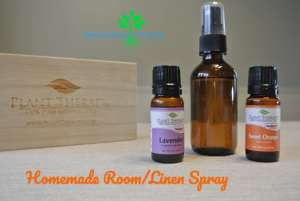 Homemade Room/Linen Spray