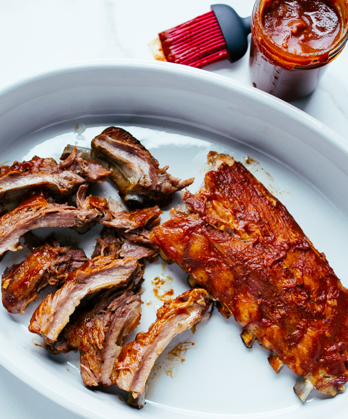 Fall Off The Bone Baby Back Ribs Paleo And Whole30