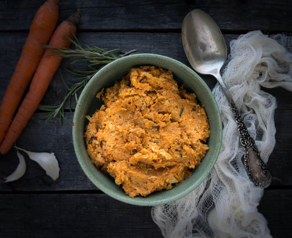 carrot cauli mash