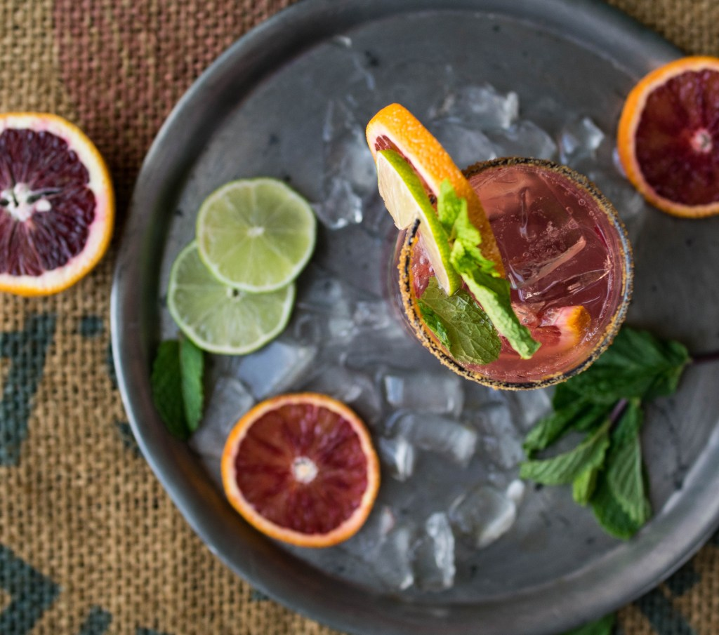 blood orange mojito 4_