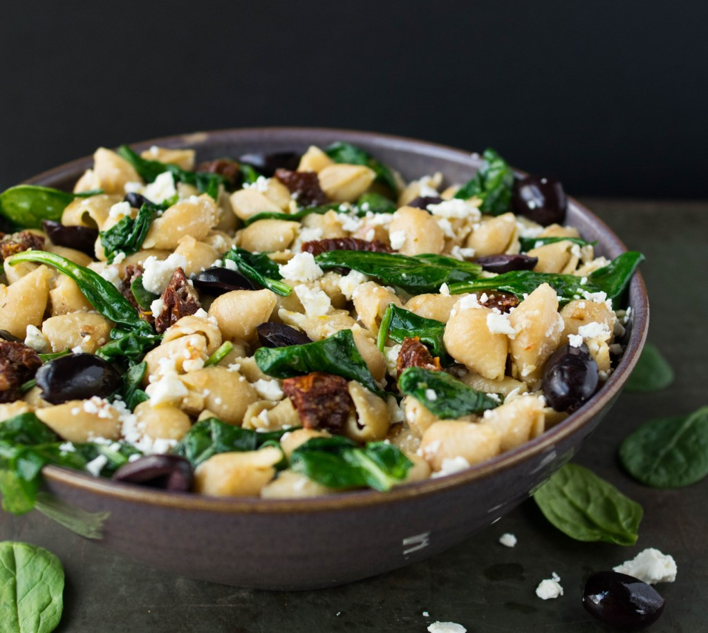 Spinach and Feta Shells 4_