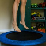 rebounding for the lymphatic system